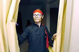Tenzin Tsundue (Photo: The Week)